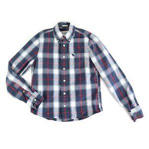 ABERCROMBIE KIDS shirt, boy's size L